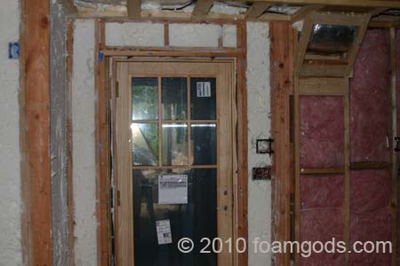Interior door interior door insulation for Front door insulation